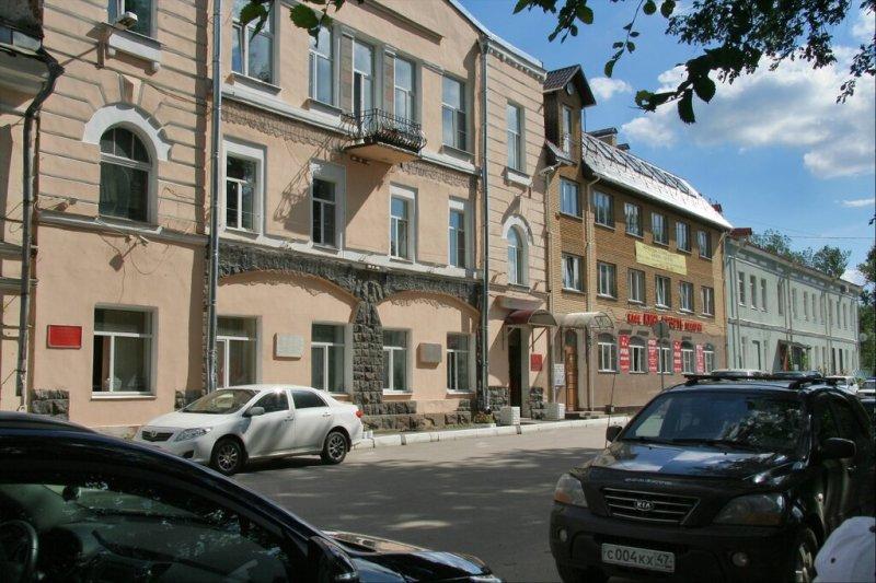 Шлиссельбург, Улица Жука