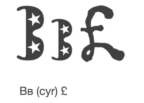 «Captcha Code» - шрифт в двести рук