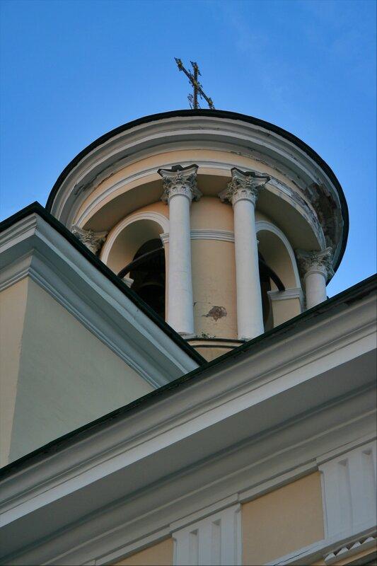 Павловск, церковь Марии Магдалины