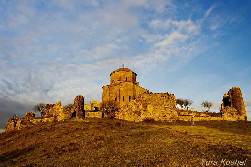 Caminar a través de Tbilisi