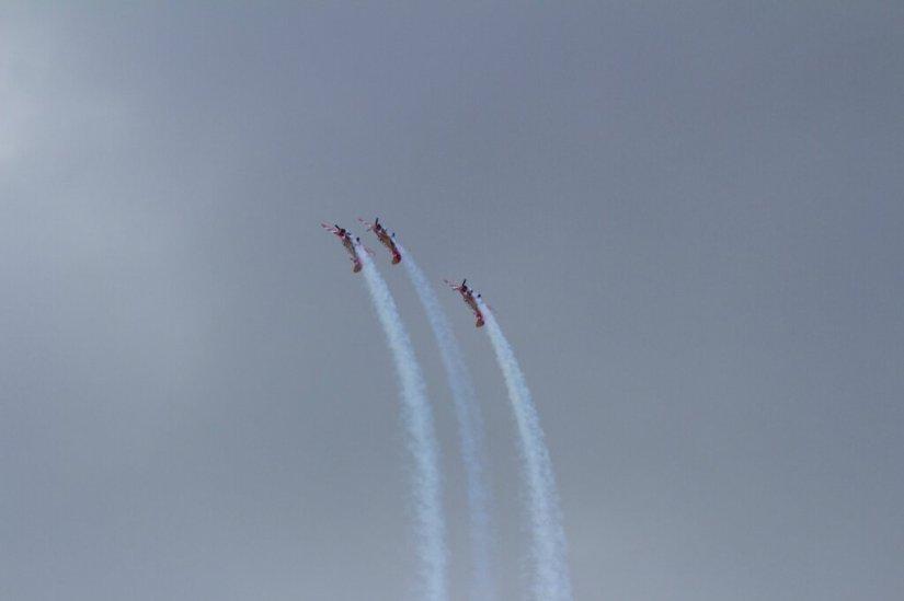 Пилотажная группа «Первый полет»