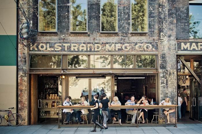 Офисное здание Kolstrand. Сиэтл, США