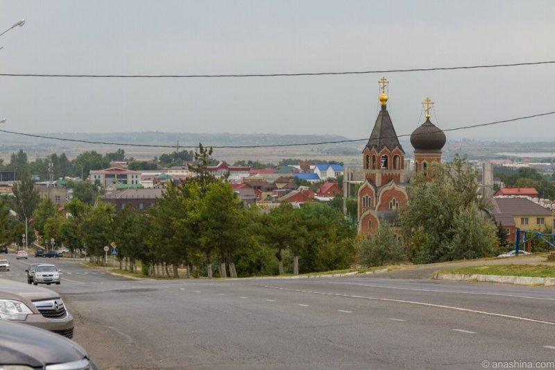 Церковь Михаила Архангела, Темрюк