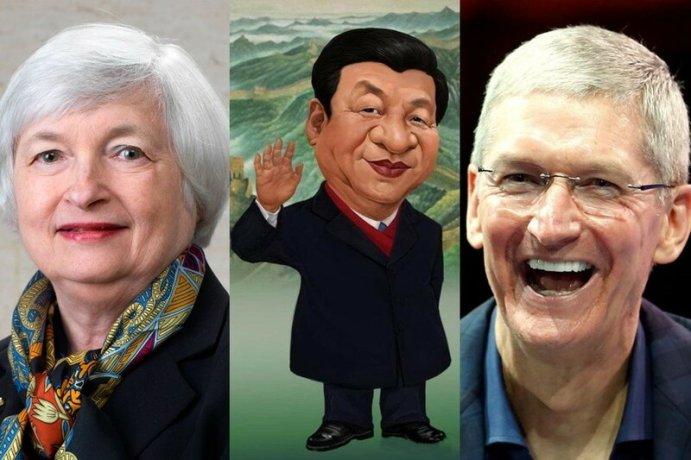 Полный рейтинг самых влиятельных людей мира от агентства Bloomberg