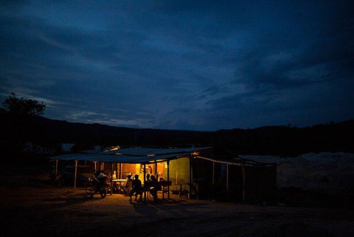 На что готовы жители Бразилии ради алмазов