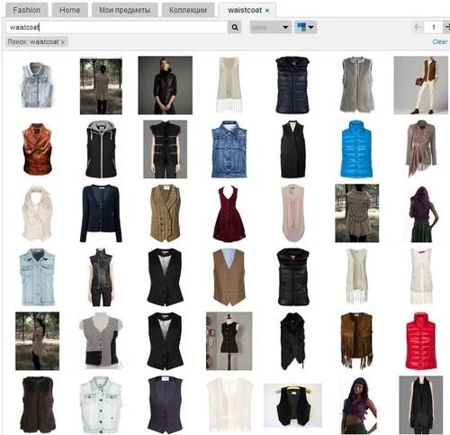 Сайт для создания сетов одежды сайт оао авиационная компания трансаэро