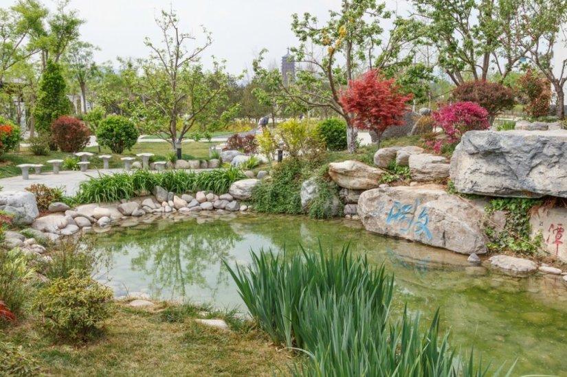 Сад Сянтань, парк-выставка садов, Китай