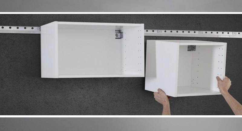 a quelle hauteur fixer meuble haut cuisine ikea