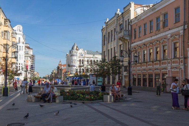 Ленинградская улица, Самара