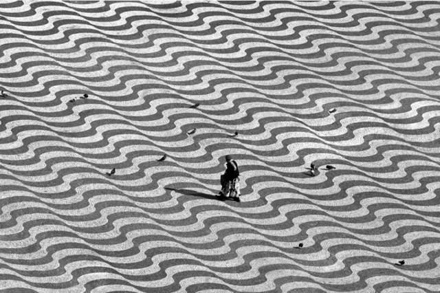Потрясающие иллюзии на фотографиях с двойным смыслом