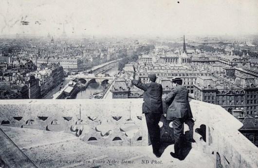 Paris, Vue prise des Tours Notre Dame, 1912.jpg