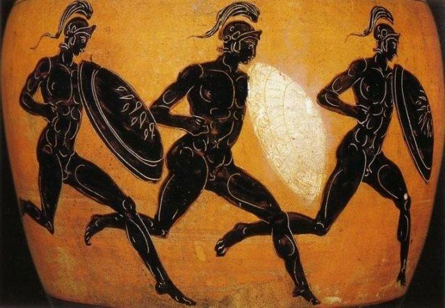 Перші Олімпійські ігри