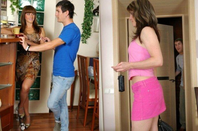 Взрослые женщины в фильмах для взрослых. Первые кадры