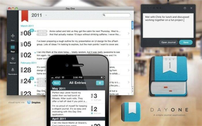 Программы и сервисы для ведения личного дневника