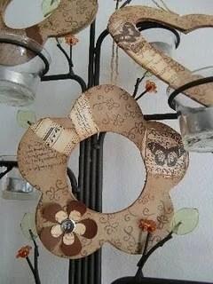 сказочное дерево декор хендмейд своими руками