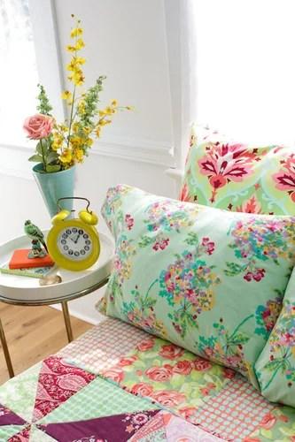 пэчворк в интерьере текстильный дизайн