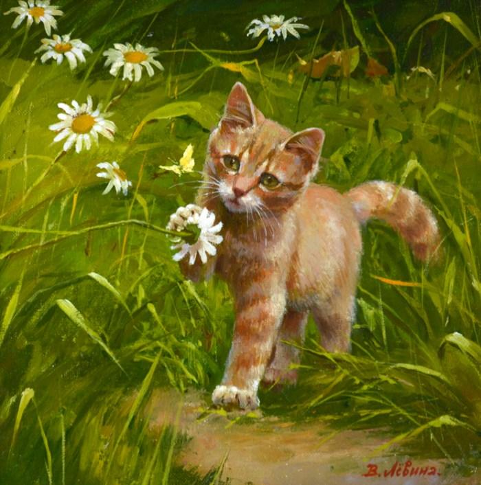 Виктория Лёвина. Искренне любить природу.