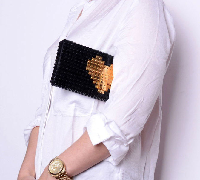 Самые настоящие женские сумки из детского конструктора LEGO