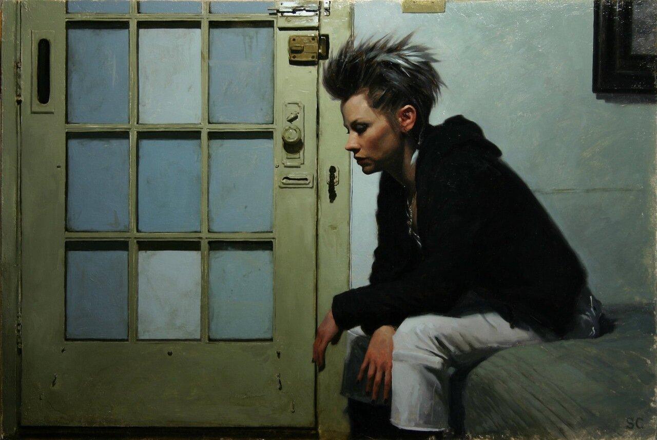 Субкультура в портретах. Портреты аутсайдеров реальности - таинственные и очаровательно-мрачные - от Sean Cheetham. 13 портретов.