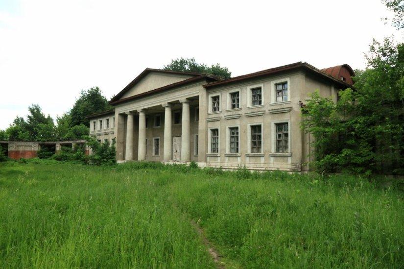 Главный дом, Никольское-Обольяниново