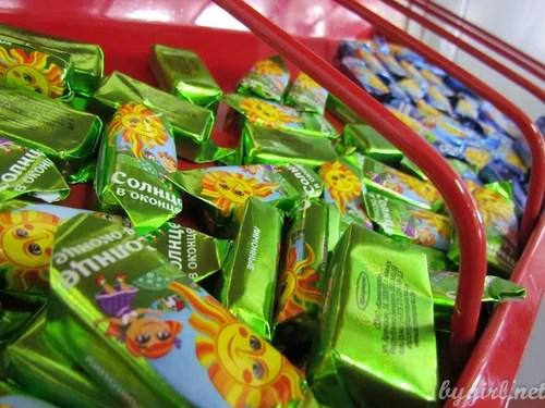 Экскурсия на Коммунарку, или Так делают конфеты
