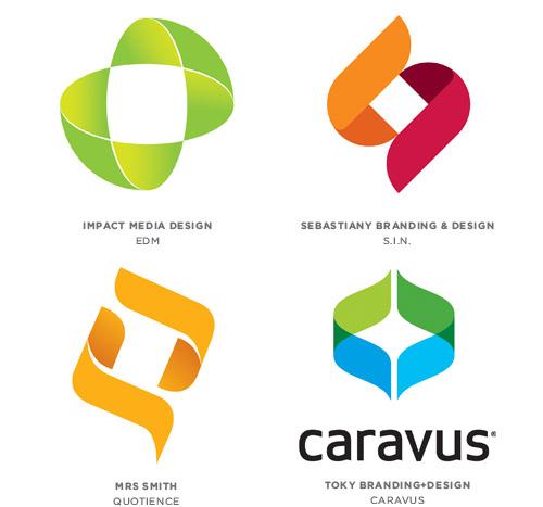 Тренды в дизайне логотипов 2013. По версии LogoLounge.com