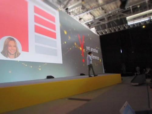 Конференция YaC-2013 в Сокольниках