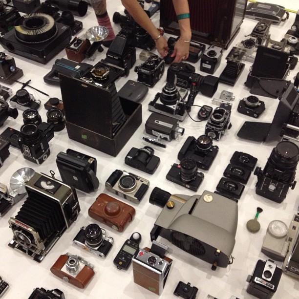 Раритеты в фотоколлекции `Сollections`. Фотограф Jim Golden