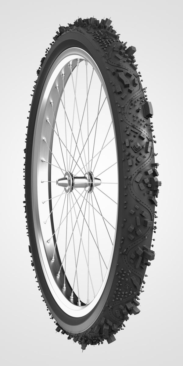 """Проект Bike City от Bruno Ferrari / Бруно Феррари. Серия """"Велики на alldayplus"""""""