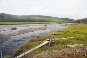 Река Большой Анаур