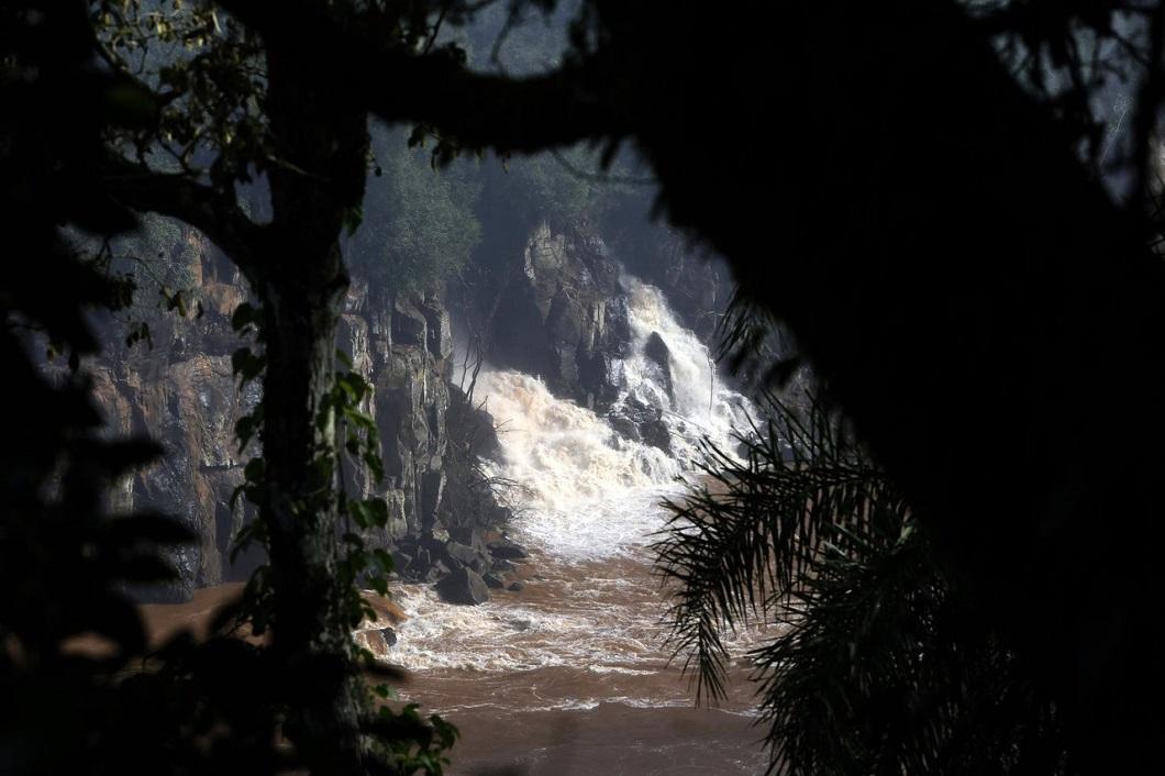 The Breathtaking Iguazu Falls