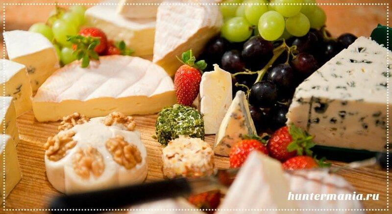 Виды и сорта сыров