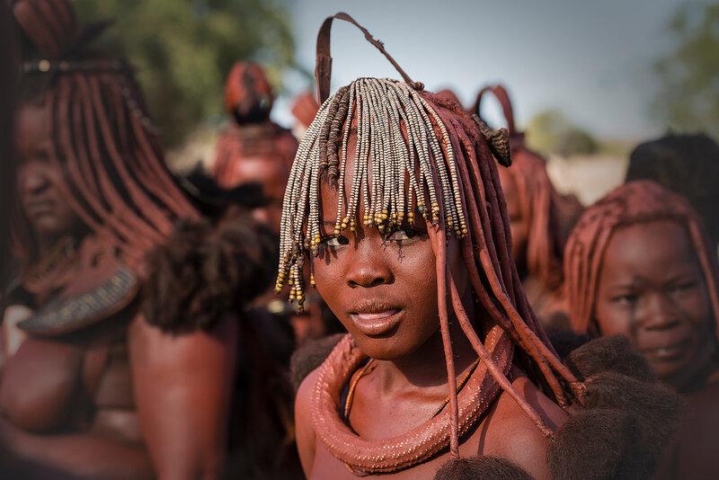 Восточное племя химба эро фото