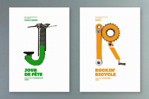 "[Велики на alldayplus]. Проект ""Bike to Life"". Велосипеды на службе типографики"