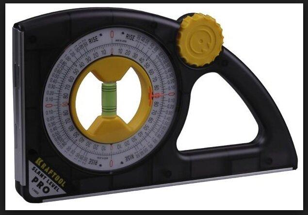 Measuring tool level