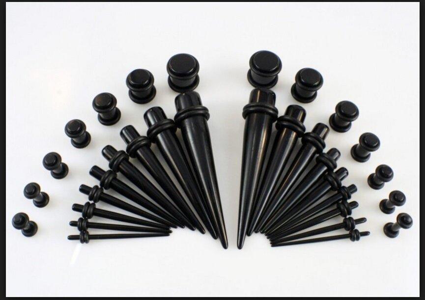 Kit gauges plugs