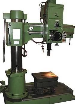 Boring machine old model