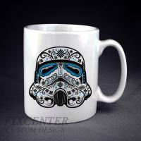 Star Wars Sugar Skull The Darth Vader from Fix Centers