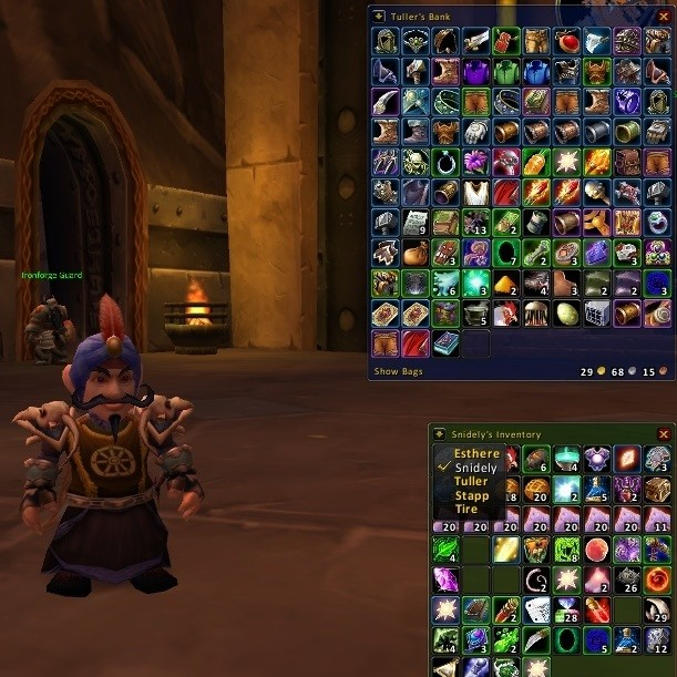 Diy James Addons For Wow Download Free