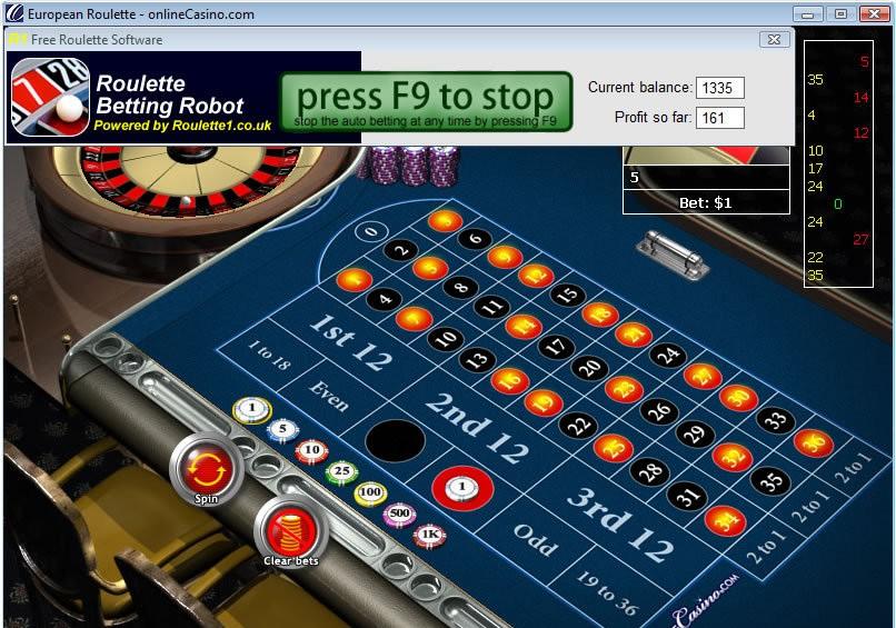 Free Online Roulette Simulator Software « Best australian ...