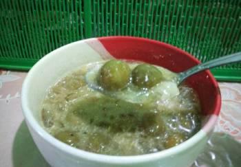 Candil/Sweet Potato Dumpling