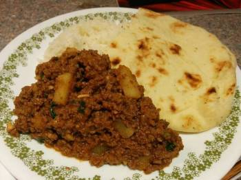 Ground Beef Kheema