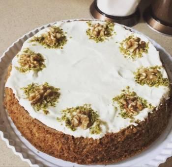 Carrot cake 🥕