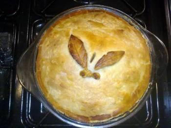 Haggis Pie