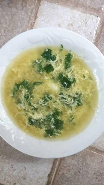 Pimped-up lipton chicken noodle soup
