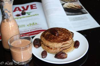 Healthy Dates Pancake