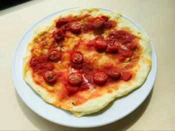 Pizza Marinara!