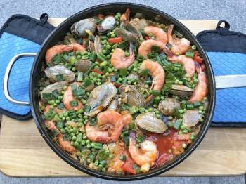 Spanish Paella FUSF