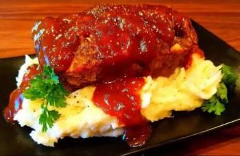 Mike's 1970's Meatloaf Dinner