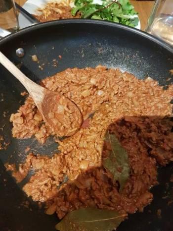 Easy indan beef stew